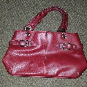 Tommy Hilfiger maroon purse